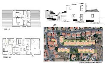 Maison 4 pièces 86,1 m2
