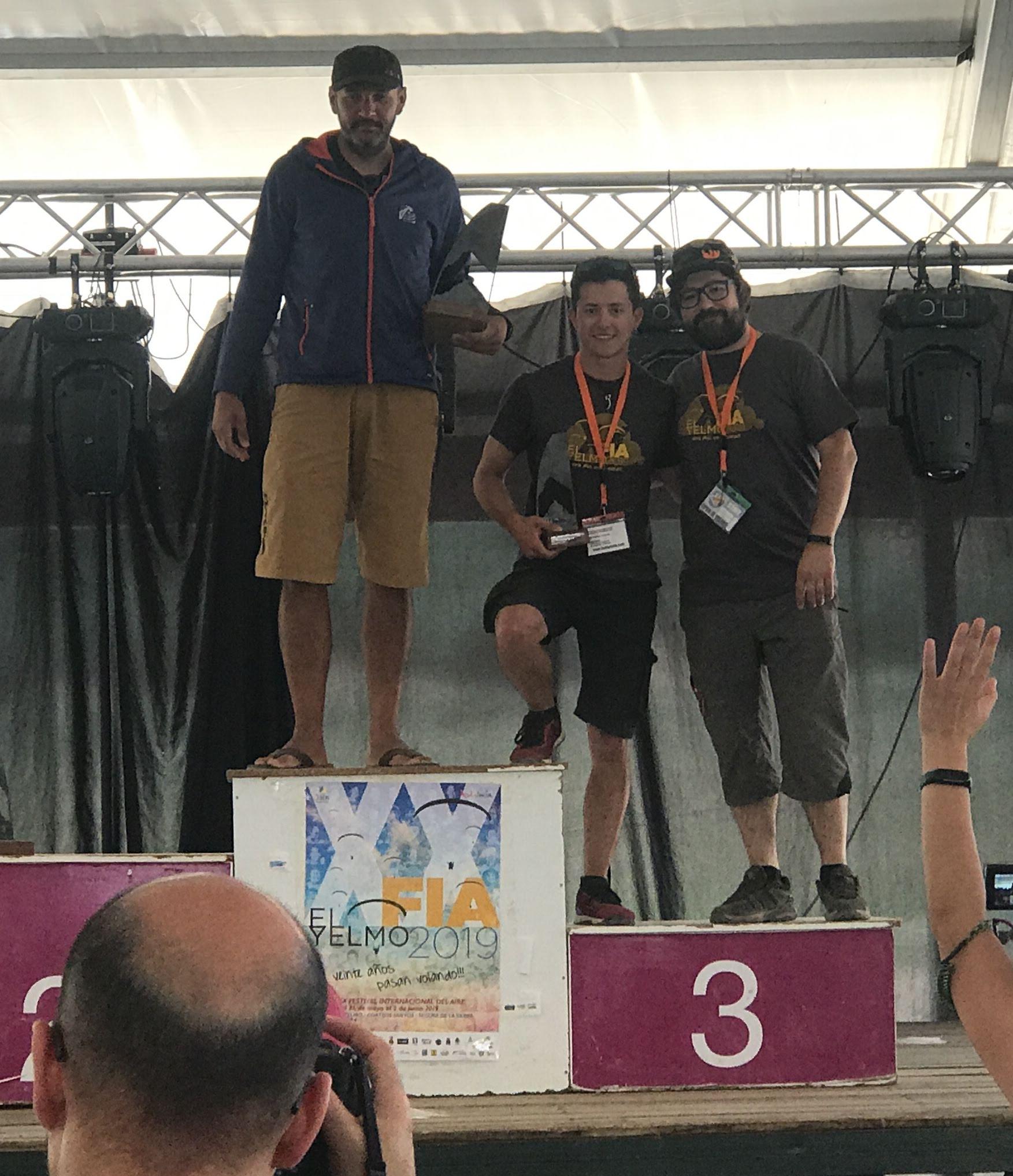 Stan wins Naviter open