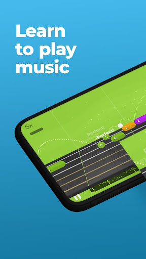 Yousician - An Award Winning Music Education App screenshot 1