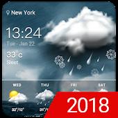 Tải ứng dụng thời tiết cho android APK