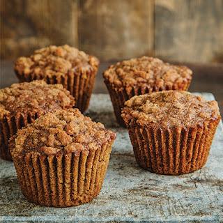 Coffee Coffee Cake Muffins