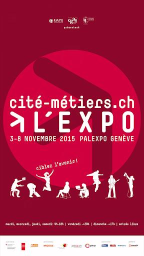 Cité des Métiers l'Expo Genève