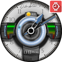 OilCan7 Zooming watchface icon