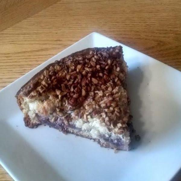 Raspberry Cream Filled Pie Recipe