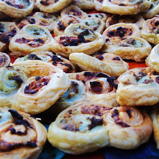 Cheese Swirls Puff Pastry Recipes