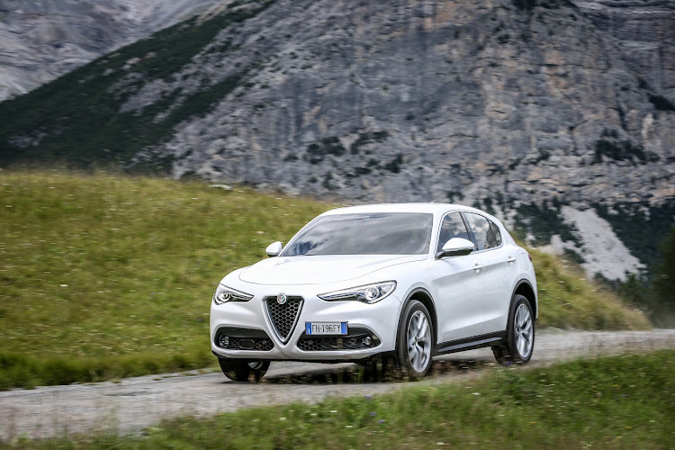 Alfa Romeo Stelvio. Picture: SUPPLIED