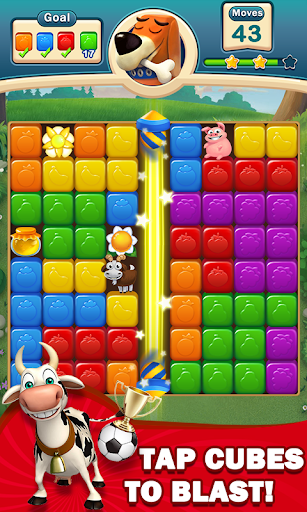 Fruit Cubes Blast - Tap Puzzle Legend 1.1.6 screenshots 3