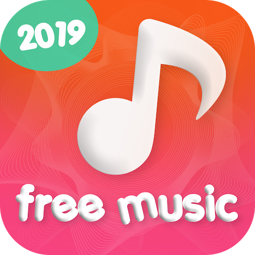 Free Music: FM Radio & MP3 Player Icon