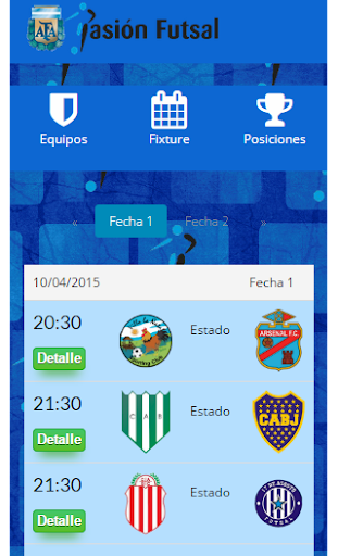 Pasion Futsal