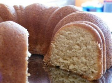 Aunt Minne Lee's Pound Cake Recipe