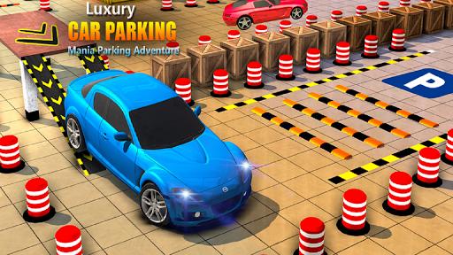Télécharger parking moderne 3d: jeux de voiture gratuits 2020 apk mod screenshots 1