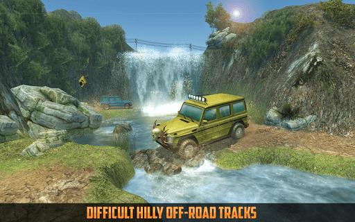 Off-Road Jeep Hill Climbing 4x4: Petualangan 3D 1.5 screenshots 3
