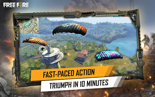 Garena Free Fire 1.38.0 screenshots 1