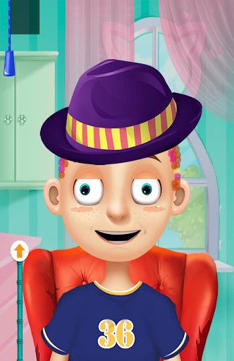 Hair Salon & Barber Kids Games 1.0.7 screenshots 13