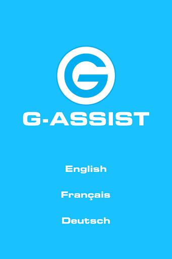 G-ASSIST 1.0.0
