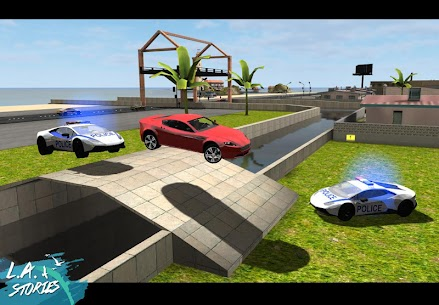 L.A. Crime Stories Mad City Crime 1.30 MOD for Android 1