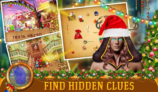 Christmas Case Hidden Object v1.0.0