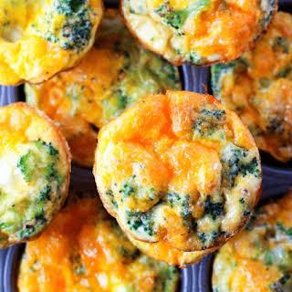 5 Ingredient Healthy Egg Muffins.