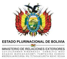 Entidades gubernamentales en Bolivia