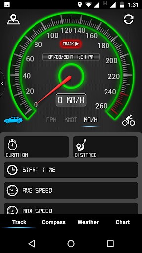 GPS Speedometer  screenshots 9