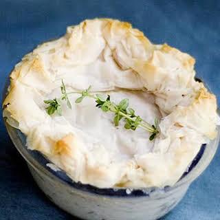 Creamy Creole Crab Pots.