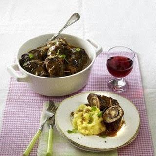Sauerkraut-Rouladen Aus Dem Ofen Recipe