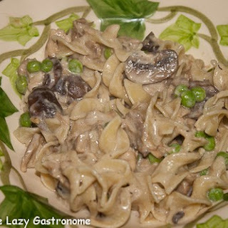Pasta of the Month – Turkey Tetrazzini