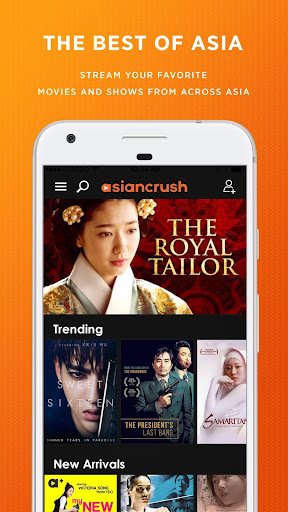AsianCrush - Movies & TV screenshots 1
