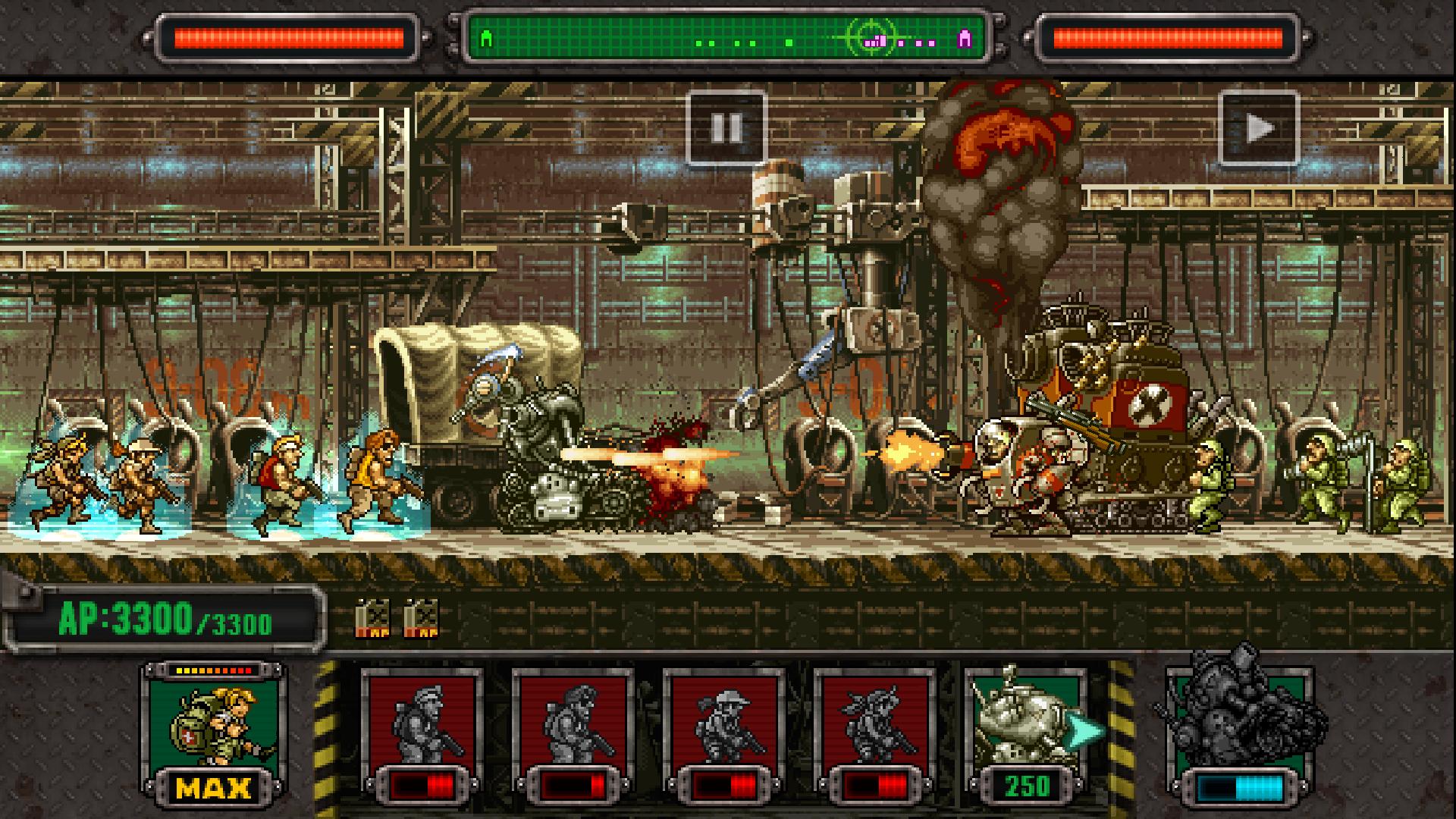 METAL SLUG DEFENSE screenshot #6