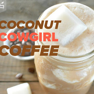 Coconut Cowgirl Coffee.