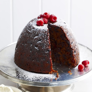 Steamed Pudding.