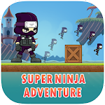 Super Ninja Adventure icon