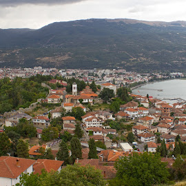 Ohrid by Alin Gavriluta - City,  Street & Park  Vistas