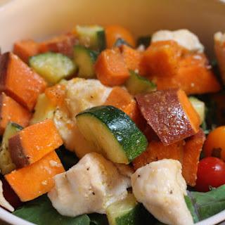 Chicken Sweet Potato Salad.