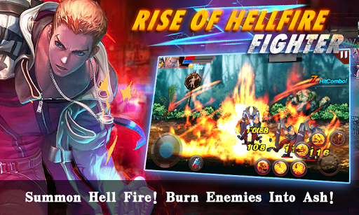 Rise of HellFire Fighter