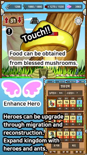 Ants Kingdom : Tycoon 12.3 screenshots 4