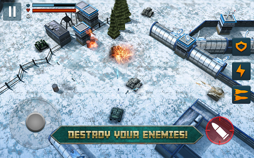 Tank Battle Heroes: World of Shooting 1.14.6 screenshots 6