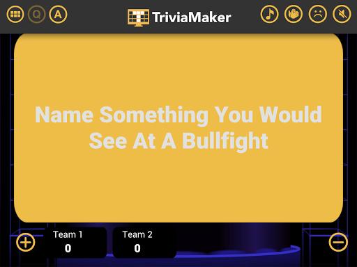 TriviaMaker - Quiz Creator, Game Show Trivia Maker 6.1.2 screenshots 23