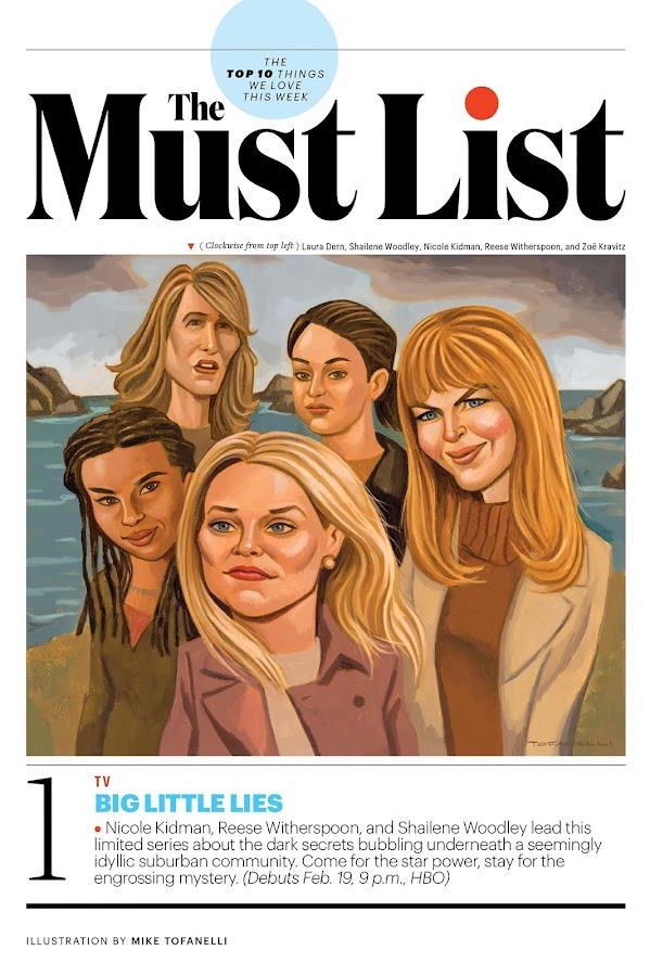 Entertainment Weekly- screenshot
