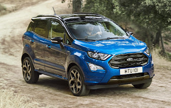 Greenhous unveil new EcoSport