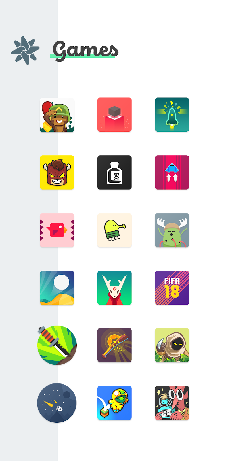 Cornie Icons Screenshot 3