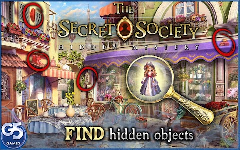 The Secret Society® v1.21 Unlimited Coins + Gems