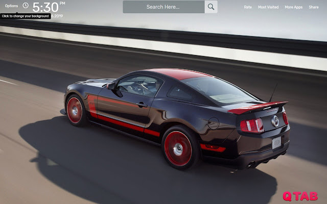 Ford Mustang Wallpapers HD Theme