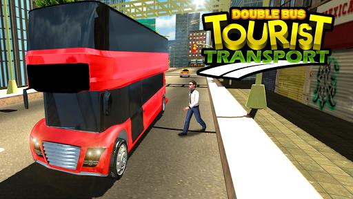 Double Bus Tourist Transport