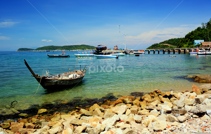 Cham Island - Da Nang Vietnam by Tuan Le Minh Anh - Landscapes Waterscapes