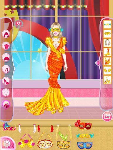 玩免費休閒APP|下載Mafa Masquerade Dress Up app不用錢|硬是要APP