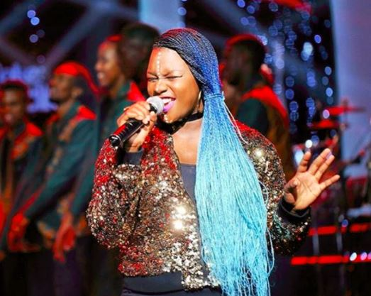 Amanda Black Music Lives In Me And Takes Over When I Perform