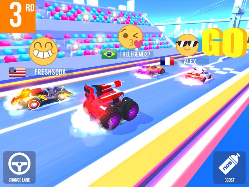 SUP Multiplayer Racing Screenshot 19