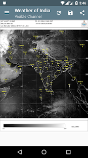 Weather of India Satellite- screenshot thumbnail