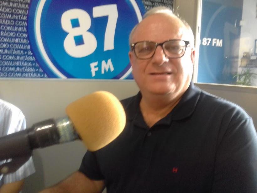 Professor de Administração de Recursos Humanos do Unifeg, Paulo Roberto Viera